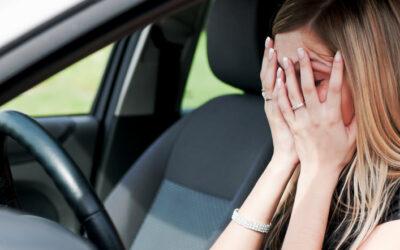 Tengo pánico a conducir
